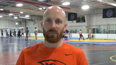 Nate Engel On Stanford's Return, Year 1 At Oregon State And Coaching Adeline Gray