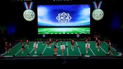 Chaparral High School [2021 JV Non Tumbling Game Day Finals] 2021 UCA National High School Cheerleading Championship