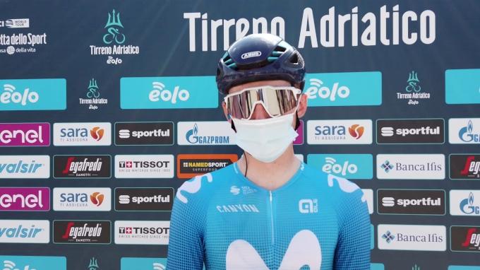 Jorgenson Ready For Tirreno