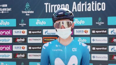 Matteo Jorgenson Before His Debut WorldTour Stage Race