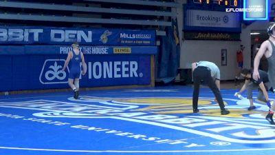 149 lbs - Hunter Marko, SDSU vs Cameron Hunsaker, Utah Valley