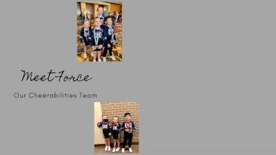 Meet our Cheerabilities Team