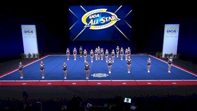 Cheer Express Allstars - Divas [2021 L2 Junior - Medium Day 2] 2021 UCA International All Star Championship