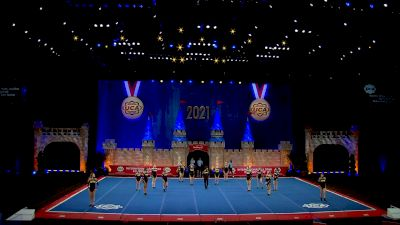 Step One All Stars - North - Excellent [2021 L5 Junior Coed - Small Day 2] 2021 UCA International All Star Championship
