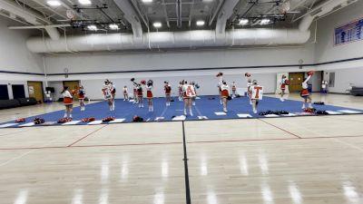 Central Bucks High School-East [Game Day Large VA] 2021 UCA February Virtual Challenge