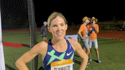 Keira D'Amato Was Hoping For More In 10K