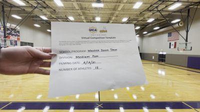 Waukee High School [Medium Varsity - Pom] 2021 UDA Spirit of the Midwest Virtual Challenge