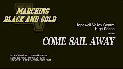 Come Sail Away - Hopewell Valley Central High School