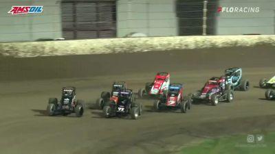 Flashback: USAC Indiana Sprint Week at Kokomo 7/25/20