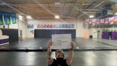 EPA AllStars [Tiny - Pom] 2020 UDA North Virtual Dance Challenge