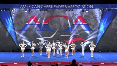 Power House All Stars - Invincible [2021 L4.2 Senior Coed Day 2] 2021 ACA All Star DI Nationals