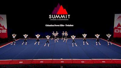 Columbus Power Elite - Twizzlers [2021 L2 Junior - Small Semis] 2021 The D2 Summit