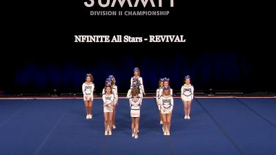 NFINITE All Stars - REVIVAL [2021 L2 Junior - Small Finals] 2021 The D2 Summit
