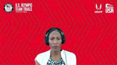 Ajee' Wilson - Women's 800m Semifinals