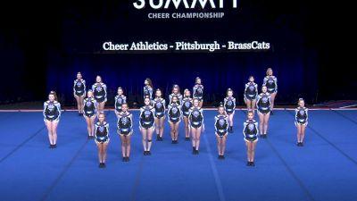 Cheer Athletics - Pittsburgh - BrassCats [2021 L4 Junior - Small Wild Card] 2021 The Summit