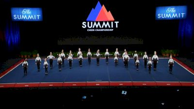 Cheer Extreme - Raleigh - Frost [2021 L2 U17 Finals] 2021 The Summit