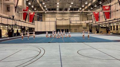University of Maine - Orono [Virtual Intermediate All-Girl Division I Prelims] 2021 NCA & NDA Collegiate Cheer & Dance Championship
