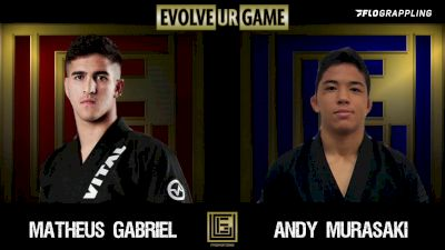 Andy Murasaki vs Matheus Gabriel EUG April 3, 2021