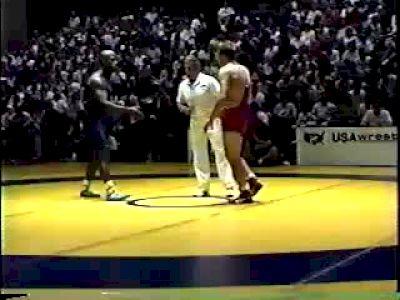 82kg - Kevin Jackson vs Royce Alger, Bout 2