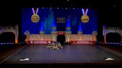 University of Delaware [2021 Division I Jazz Semis] 2021 UCA & UDA College Cheerleading & Dance Team National Championship
