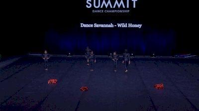 Dance Savannah - Wild Honey [2021 Youth Variety Semis] 2021 The Dance Summit