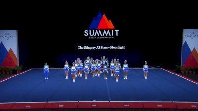 The Stingray All Stars - Moonlight [2021 L4.2 Senior Coed - Medium Finals] 2021 The Summit