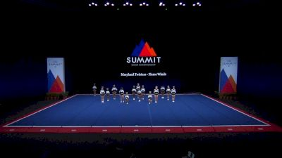 Maryland Twisters - Fierce Winds [2021 L4 Junior - Small Finals] 2021 The Summit
