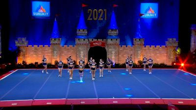 Cheer Express Allstars - Princess Elite [2021 L1 Senior - Small Wild Card] 2021 The Summit
