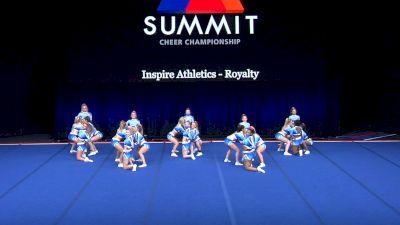 Inspire Athletics - Royalty [2021 L3 Senior - Medium Wild Card] 2021 The Summit