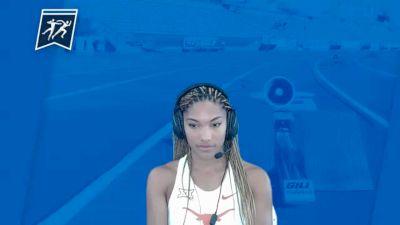 Texas' Tara Davis - Long Jump Champion