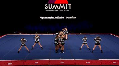 Vegas Empire Athletics - Dauntless [2021 L4.2 Senior - Small Finals] 2021 The D2 Summit