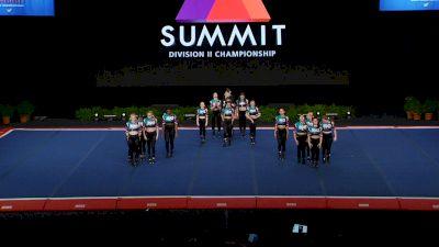 Evolution Cheer - Teal Shock [2021 L3 Senior Coed - Small Semis] 2021 The D2 Summit