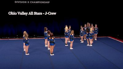 Ohio Valley All Stars - J-Crew [2021 L2 Junior - Small Semis] 2021 The D2 Summit