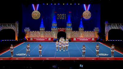 Pennsylvania Elite Cheerleading - Guardians [2021 L6 Senior - XSmall Day 1] 2021 UCA International All Star Championship