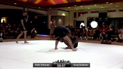 Keith Krikorian vs Suraj Budhram Emerald City Invitational Event #2