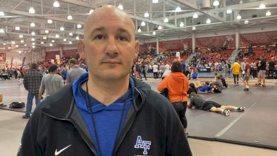 Sam Barber Of Air Force Is Flying High After World Team Berth