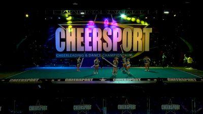 PunchFront Cheer - Phoenix [2021 L6 - D2 - International Open Small Coed Day 1] 2021 CHEERSPORT National Cheerleading Championship