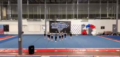 Maryland Twisters - Sunshine [L1 Tiny - Novice - Restrictions] 2021 Coastal at the Capitol Virtual National Championship