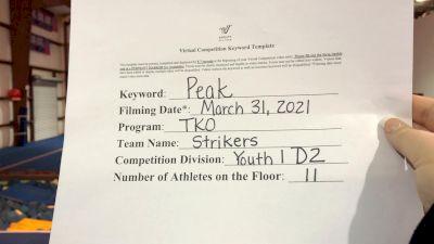 TKO - TKO - Strikers [L1 Youth - D2 - Small] 2021 The Regional Summit Virtual Championships