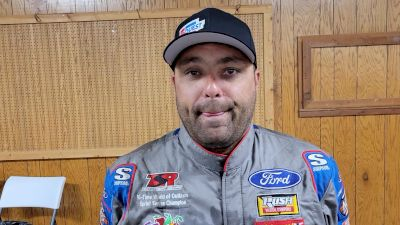 Donny Schatz Leads Laps, Runner-Up in Knoxville