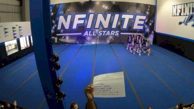 NFINITE All Stars - DYNAM1TE [L1 Junior - D2 - Small] 2021 Mid Atlantic Virtual Championship
