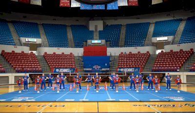 Louisiana Tech University [Virtual Division IA Game Day - Cheer Finals] 2021 UCA & UDA College Cheerleading & Dance Team National Championship