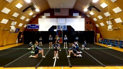 Island Cheer [L1 Performance Recreation - 18 and Younger (NON)] 2021 USA Spirit & Dance Virtual National Championships