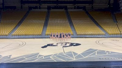 University of Colorado Boulder [Virtual Division IA Jazz Finals] 2021 UCA & UDA College Cheerleading & Dance Team National Championship