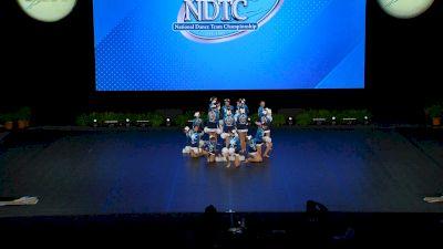 Christ Our King Stella Maris [2021 Junior High - Pom Finals] 2021 UDA National Dance Team Championship