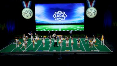 Newberry High School [2021 Large Non Tumbling Game Day Finals] 2021 UCA National High School Cheerleading Championship