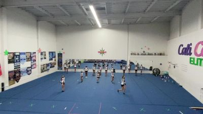 Cali Coast Elite - Hang Ten [Level 2 L2 Junior - D2 - Small - B] Varsity All Star Virtual Competition Series: Event VI
