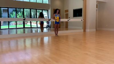 Lily - University of California, Los Angeles (College Solo - Pom)
