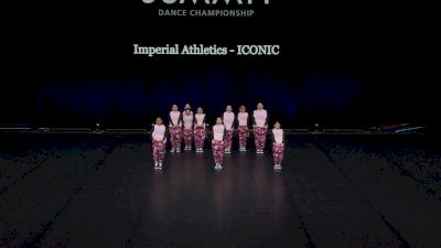 Imperial Athletics - ICONIC [2021 Youth Hip Hop - Small Finals] 2021 The Dance Summit