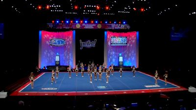 Cheer Extreme - Raleigh - SSX [2021 L6 Senior Small All Girl Finals] 2021 The Cheerleading Worlds